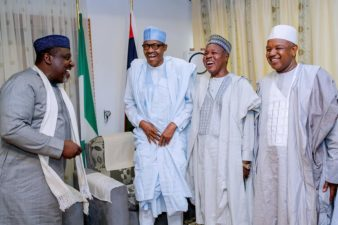Saraki, others defectors cannot distract us from good work we are doing – President Buhari