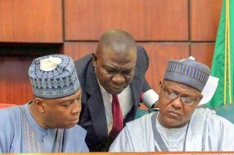 Reconvene National Assembly now, APC tells PDP, Saraki, says Electoral Bill alive
