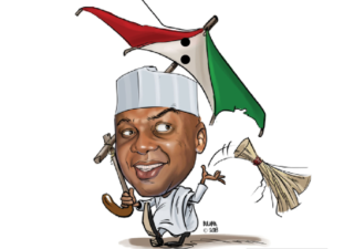 Kwara PDP Update: Saraki's 2019 shakes, as his faction appears to fail legality test