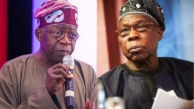 APC Meeting: Obasanjo, defectors' efforts stopping Buhari's re-election a waste – Tinubu