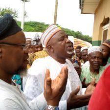 Kunle Sanni hails UNIFEMBA's donation of Jumat mosque to Oyo community