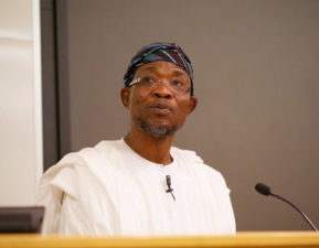 Osun approves free train for Sallah holiday makers