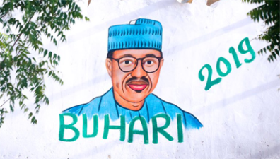 Do not panic, I'll win 2019 election, Buhari tells supporters