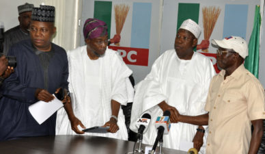 Osun Governorship Election: Kano Governor leads 63-member APC Osun State National Campaign Council