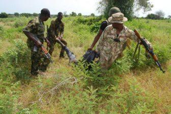 3 Boko Haram commanders killed, army confirms bomb attack in Maiduguri