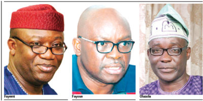 Ekiti Election: Tribunal dismisses PDP's application for recount of ballot