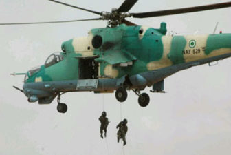 Air Force launches Operation Thunder Strike 2 against Boko Haram, records successes in Borno