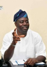 Seyi Makinde emerges Oyo PDP Governorship Candidate