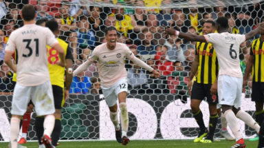 Manchester United battles past Watford to ease pressure on Mourinho