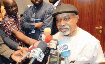 "Minimum Wage: Nigerian workers begin strike Thursday; Ngige says ""No need for strike"", as negotiation resumes Oct 4"