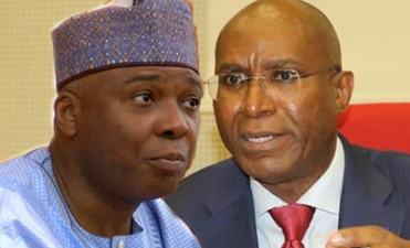 We'd sack Saraki as President, chase him away from the Senate – Omo-Agege