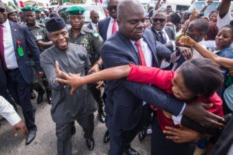 Nigeria's TraderMoni launched in Cross River State, VP Osinbajo visits