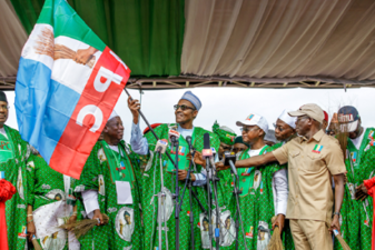 2019: APC will show strong in PDP states; Delta, A'Ibom, Cross Rivers, Abia, Enugu, Ebonyi – Ohikere predicts