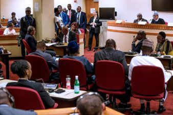 If you represent a people, you won't like to see them suffering, President Buhari tells ECOWAS Leaders
