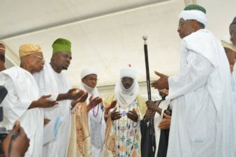 Turbaning: Sultan tasks new Chief Imam of Lagos, others on religious peace, harmony