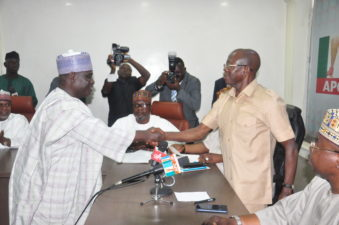 Come 2019, APC will give Taraba State a 'Resident' Governor, says Oshiomhole