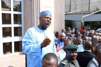 Finally, Yakubu Dogara defects, buys PDP Reps form