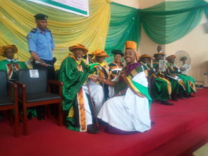Crescent Varsity lists achievements at 10th Convocation
