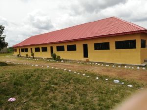 Munirat Ogunlayi looks back, gives back to alma mater in Akure