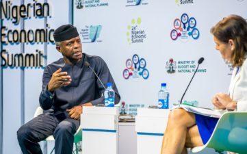 Religious, political leaders frustrate action against corrupt individuals — Osinbajo