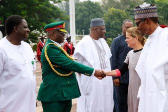 Canada will help Nigeria tackle insecurity, Payette tells Buhari