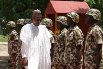 Buhari approves promotion of 2 senior Army officers, 1 Subaltern