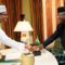 President Buhari congratulates Governor Fayemi as over election as Chairman Nigeria Governors' Forum