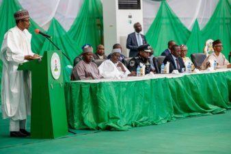 In Kaduna, President Buhari says wanton killings must stop, vows severe punishment for perpetrators