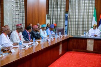 We'll sustain big plans on infrastructure – President Buhari