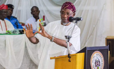 Why PDP is not qualified to criticism me, Osun Governor, Aregbesola hits opposition party