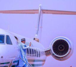 President Buhari attends Paris peace forum