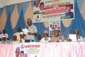 el-Rufa remains Kaduna's best Governor ever, Group says
