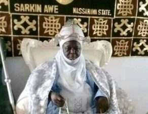 Emir of Awe in Nasarawa state is dead