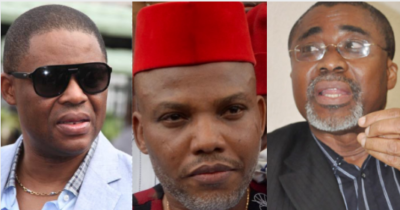 Fani-Kayode, Abaribe, others in trouble, as court okays their trials for aiding Nnamdi Kanu's escape