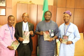 """""""To the Rescue: Say No to Corruption"""", anti-corruption book, launched in Abuja"""