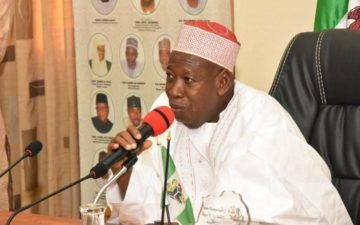 APC National Peace Committee for South East begins work Thursday – Kano Governor, Ganduje