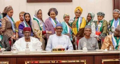 2019: List of Kannywood filmmakers campaigning for Buhari
