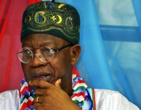 Get me right, I didn't say Buhari dissolves Cabinet May 22, Lai Mohammed clarifies statement on FEC valedictory service