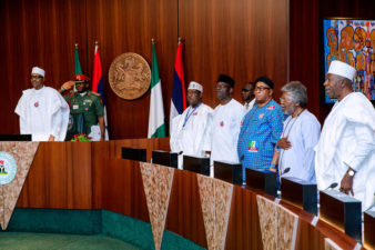 Nigeria uncovering network of killers – Buhari