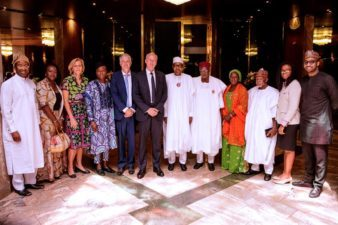 We are returning Nigeria's cotton industry to the 'good old days', Buhari pledges as $200m textile mill set to come