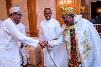 We're trying to organize the country, after mindboggling mismanagement – President Buhari