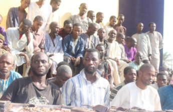 Police parade 59 suspected kidnappers, armed robbers