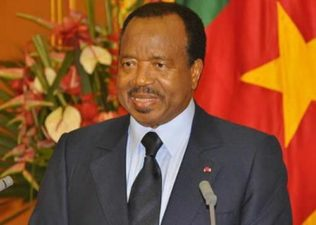 President Buhari felicitates with Cameroon's President Biya on inauguration for another term