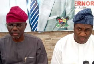 Lagos APC announces Hamzat as Sanwo-Olu's running mate