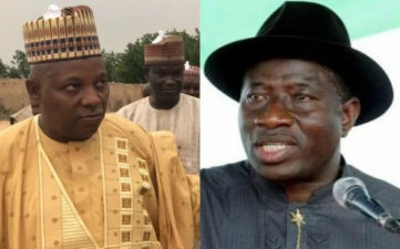 """""""My Transition Hours"""" of fictions, Borno Governor rubbishes Jonathan's new book, says he lied on Chibok girls"""