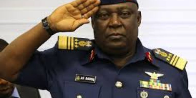 BREAKING: Nigeria's former Chief of Defence Staff, Alex Badeh, killed
