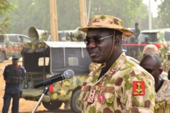 No love lost between UNICEF, Nigerian Army — Buratai