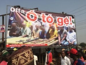 "For Saraki, it's ""No Longer At Ease"" as 'O to ge' campaigns thicken in Kwara"