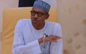 2019: We are not relenting to secure peace for our nation – Buhari