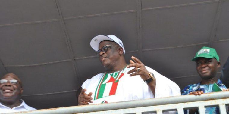 I am still the Ogun PDP guber candidate – Buruji Kashamu